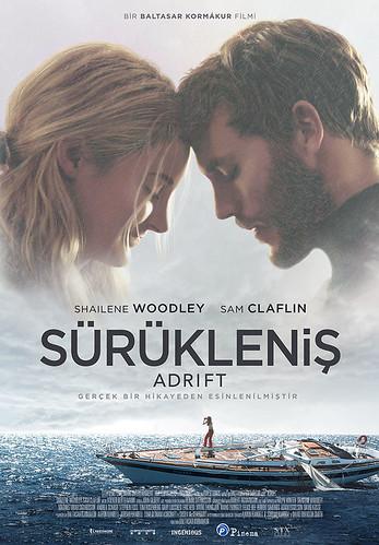 Sürükleniş - Adrift (2018)