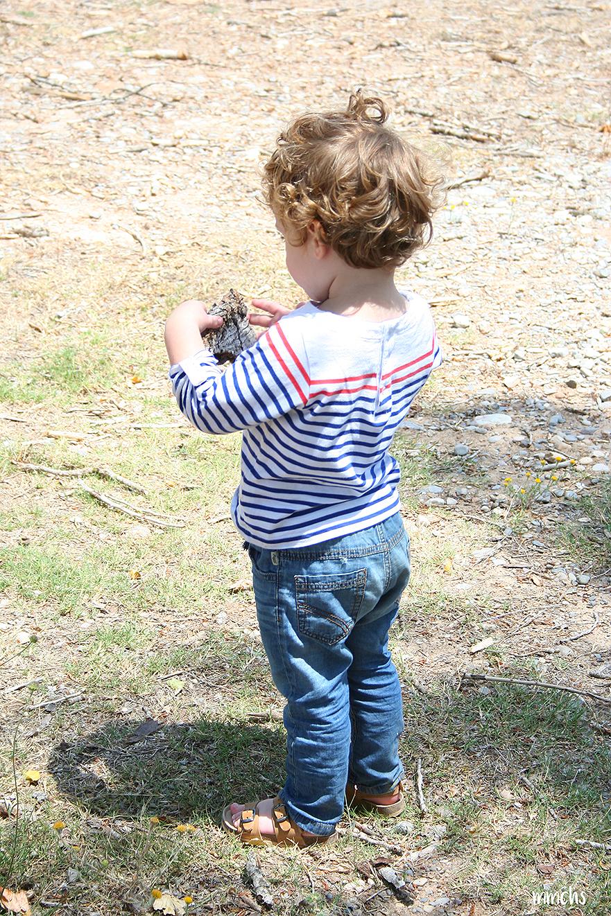 Sandalias Destroy Kids BIO para niños