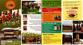 Brochure The Best Thai Cookery School Chiang Mai Thailand 1