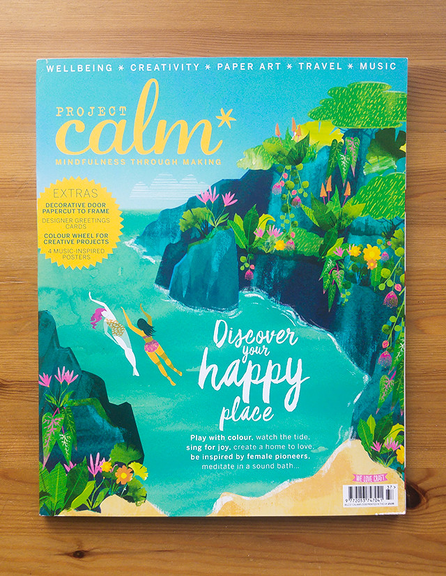 project calm magazine