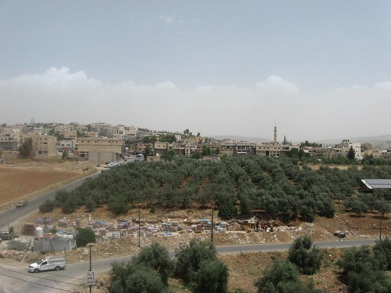 Джераш иордания