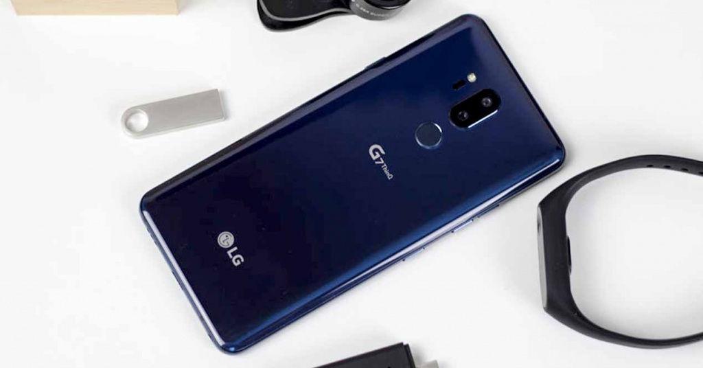 Probamos el LG G7 ThinQ: máxima potencia acompañada de inteligencia artificial