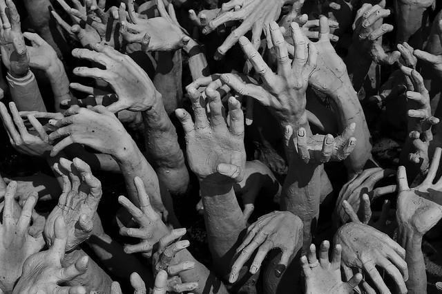 「殺し合いの地獄」