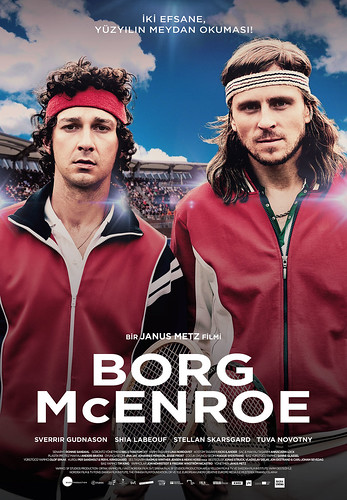 Borg McEnroe (2018)