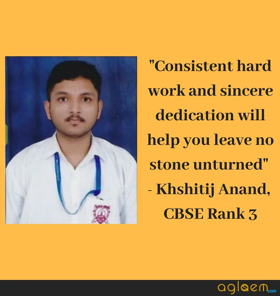 Kshitij Anand Secures Rank 3 in CBSE Class 12 Results 2018, Says Consistent Preparation Was Key