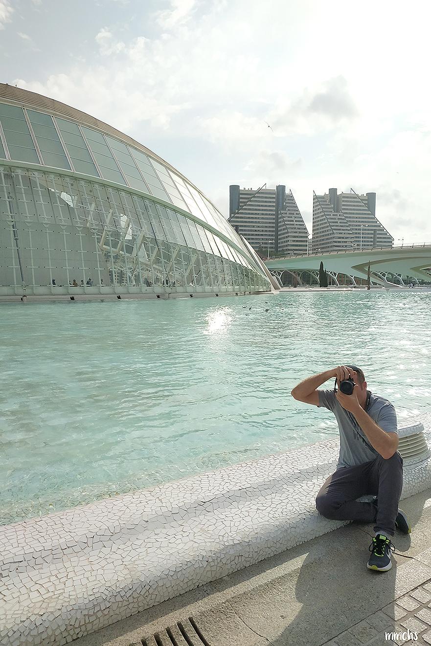 fotografiando las arte y las ciencias