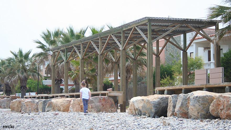 foto playa de Almenara