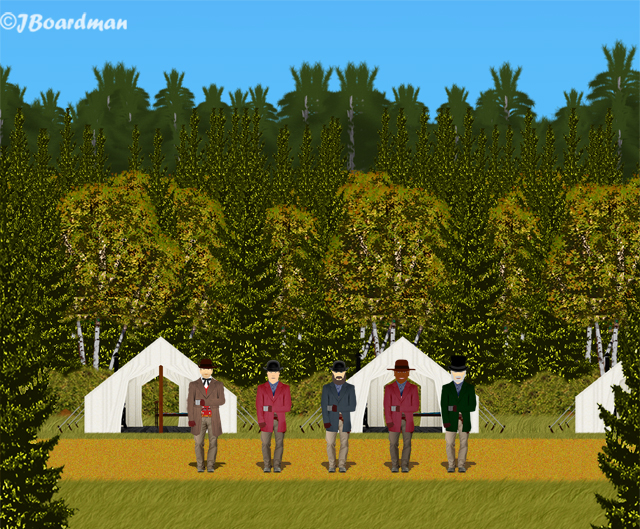 Bell's Campground near Flyspeck ©JBoardman
