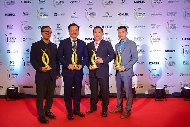 MIKGroup chiến thắng 4 giải thưởng tại PropertyGuru Vietnam Property Awards 2018 3
