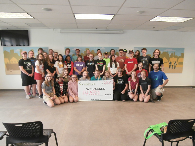 Salem Lutheran Youth Group 6-23-18