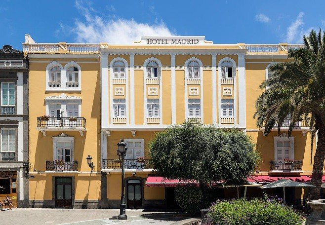 Hotel Madrid de Las Palmas de Gran Canaria