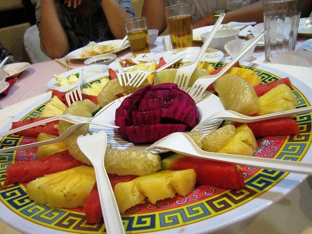 Fruit platter 3