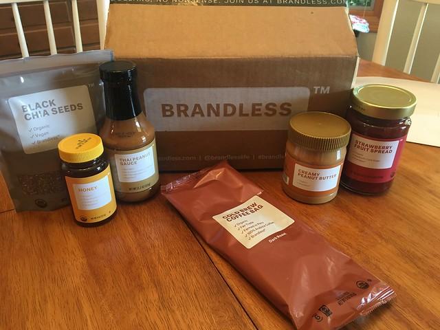 brandless.com haul