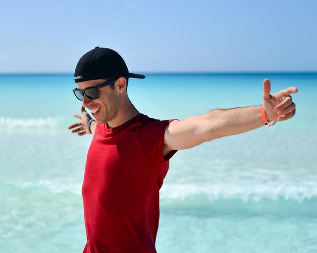 Diario de un Mentiroso en las mejores playas de Cuba