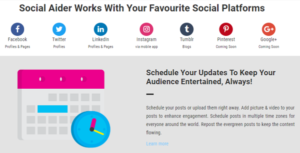Social Aider Review: Powerful Solution for Social Media Marketing 1