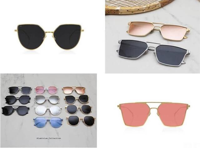 'Aluminiun Collection' La nueva colección de gafas de Tiwi 2