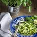 Spaghetti di zucchine con pesto genovese senza aglio-8566