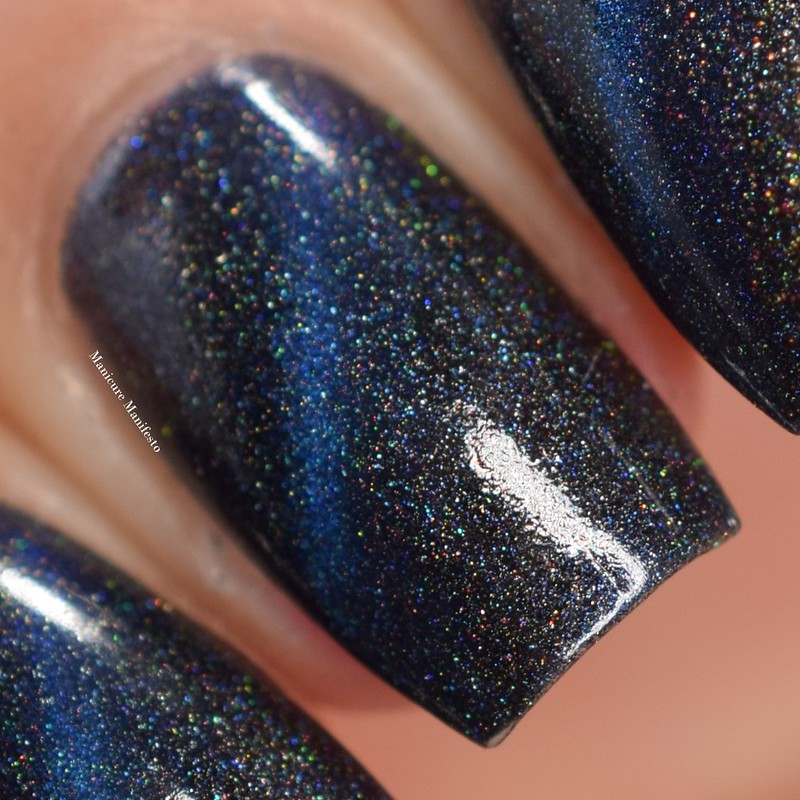Paint It Pretty Polish Force Field swatch
