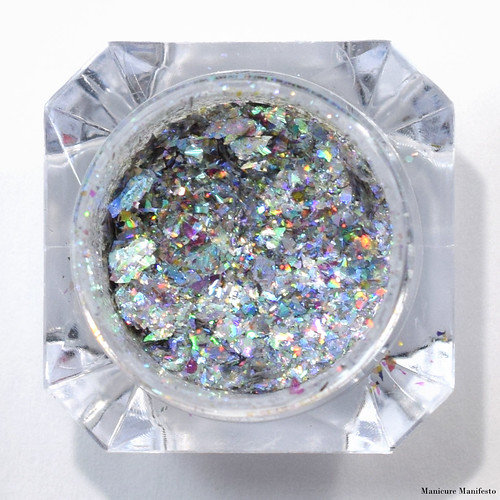Born Pretty Store Chameleon Holo Flakes review