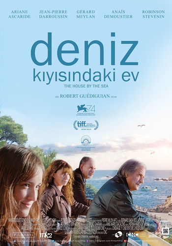 Deniz Kıyısındaki Ev - La Villa – House by the Sea