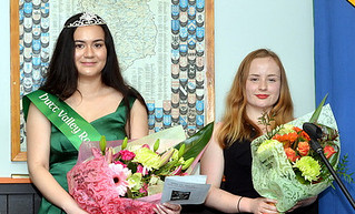 Selecting the Hutt Valley Rose of Tralee