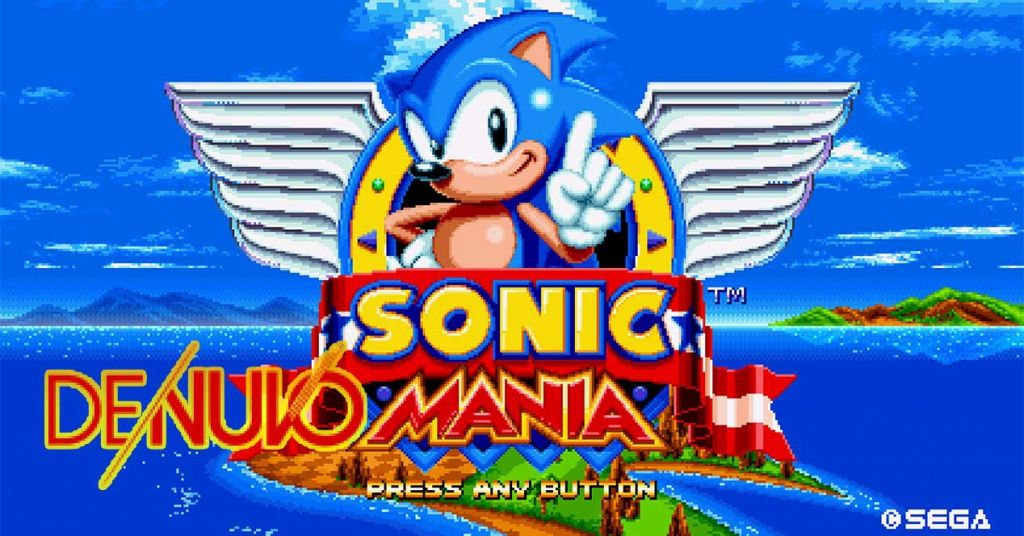 sonic-mania-denuvo