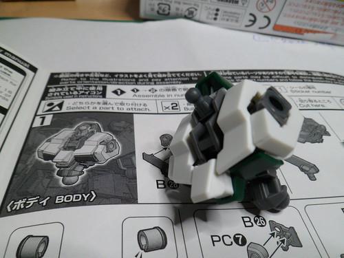 Défi moins de kits en cours : Diorama figurine Reginlaze [Bandai 1/144] *** Terminé en pg 5 42355890484_b8f5a6bc1e