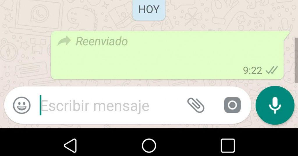 whatsapp-mensaje-reenviado