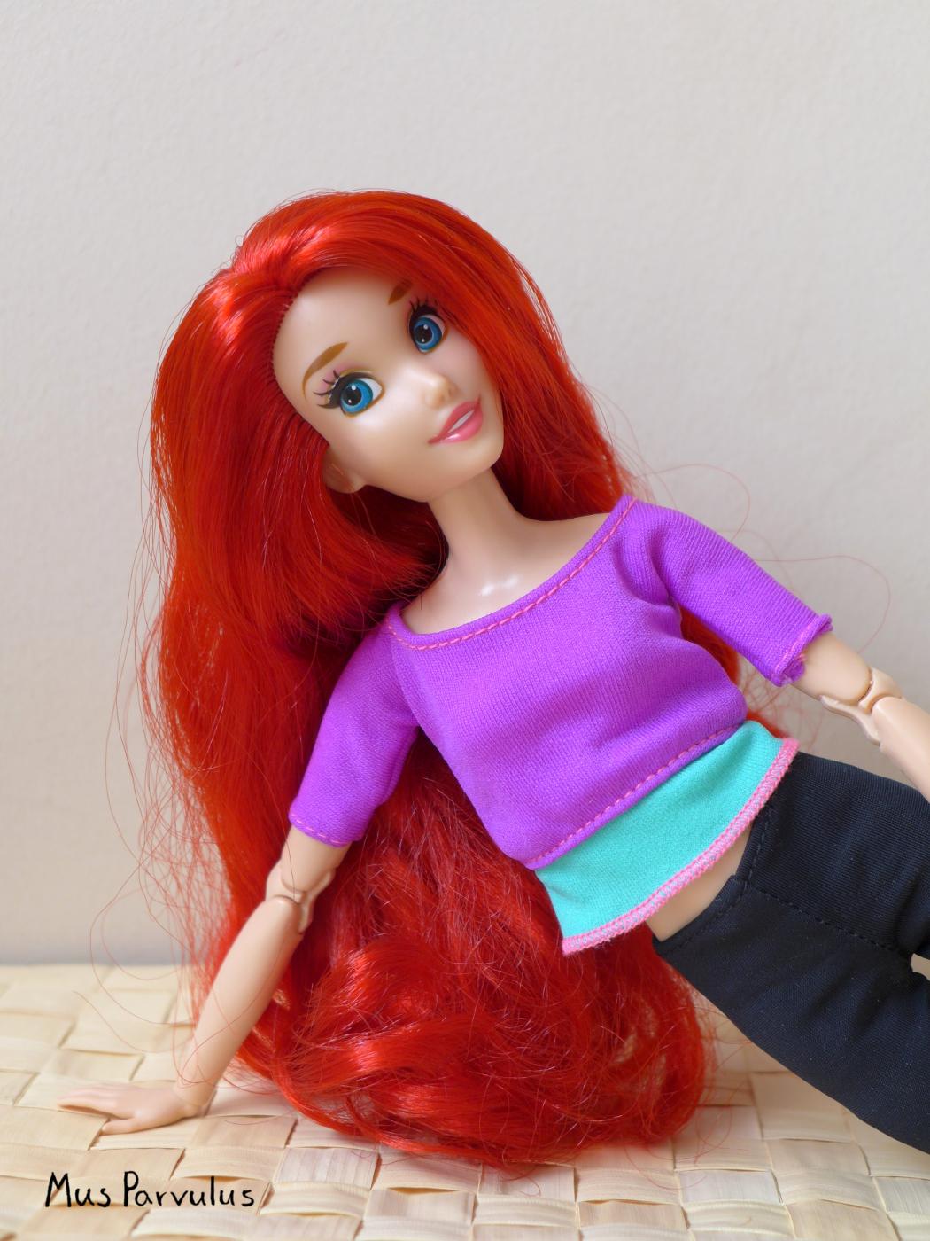 RETIRED 2016 Disney Store ARIEL Classic doll Little Mermaid Disney Princess rare
