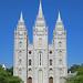 Salt Lake City Temple east facade
