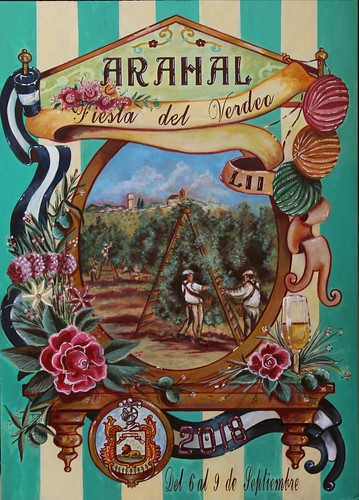 AionSur 41275102300_b463825614_d La LII Fiesta del Verdeo ya tiene cartel anunciador Feria del Verdeo