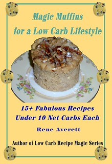 Image: Cover Magic Muffins for a Low Carb Lifestyle