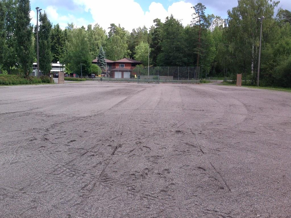 Kuva toimipisteestä: Friisilän koulu / Hiekkakenttä