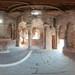 La chapelle haute de l'église de Bessuéjouls