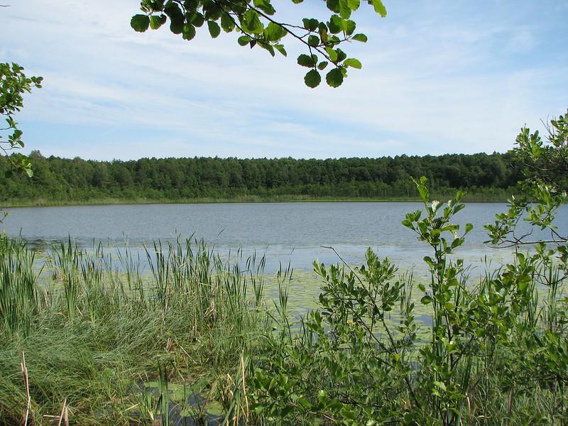 Озеро Погоріле