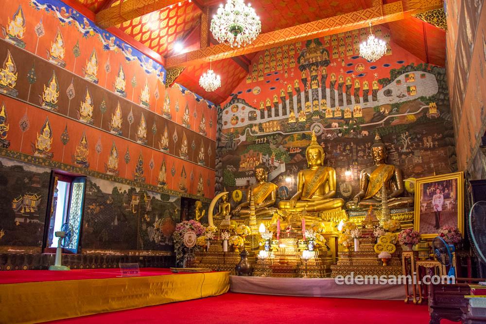 Аюттхая Большой Будда