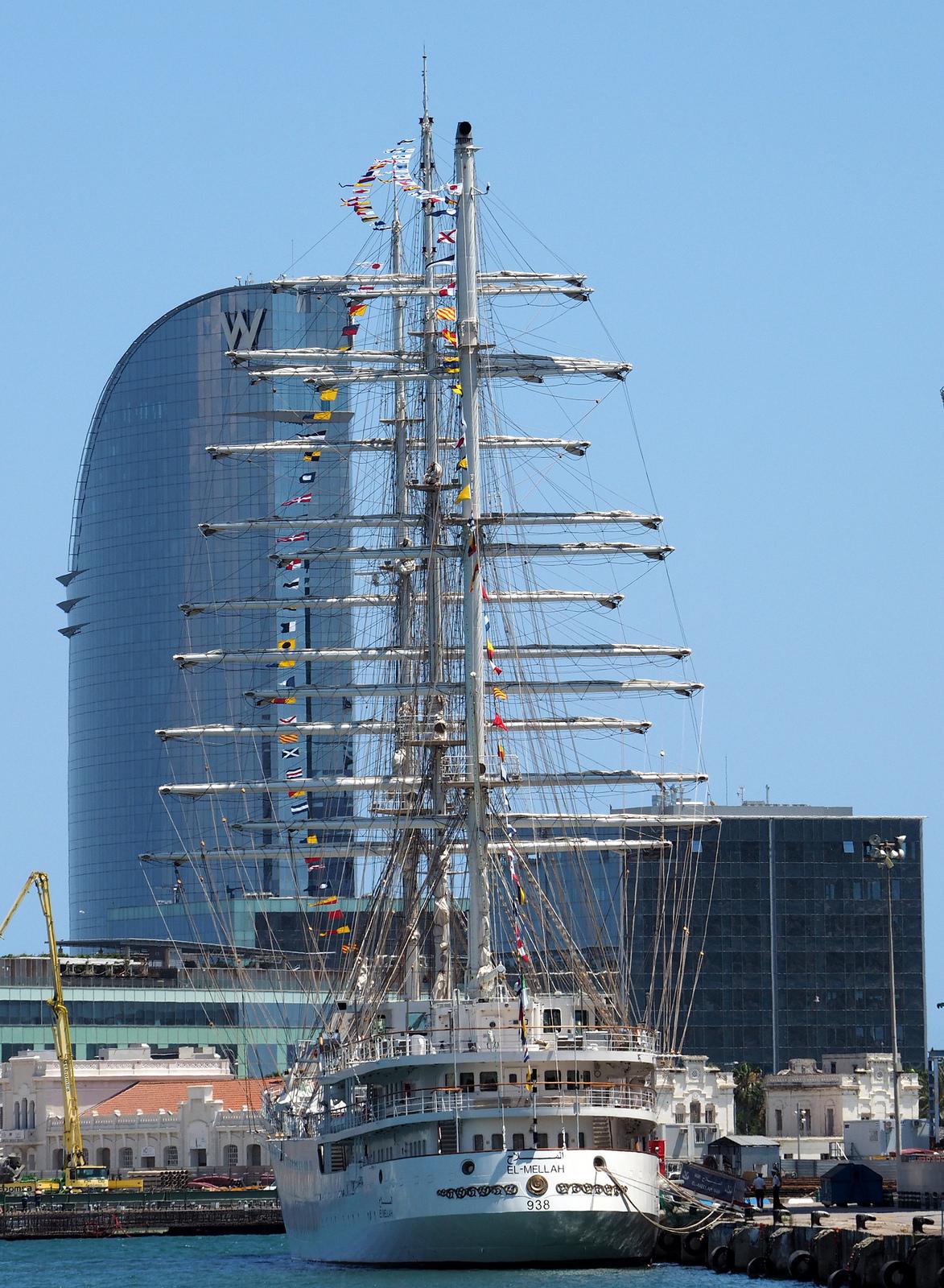صور السفينة الشراعية الجزائرية  [ الملاح 938 ] - صفحة 11 43186814032_0751b60a71_o