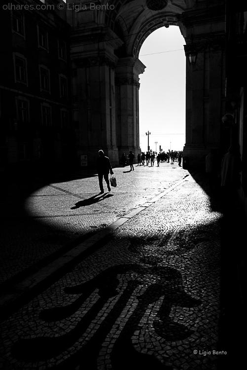 Fotografia em Palavras: Escuro e Claro