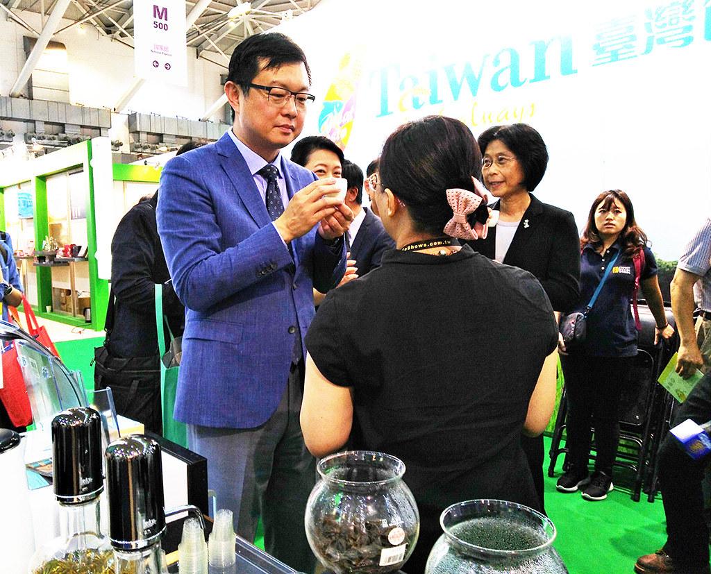 台北食品展