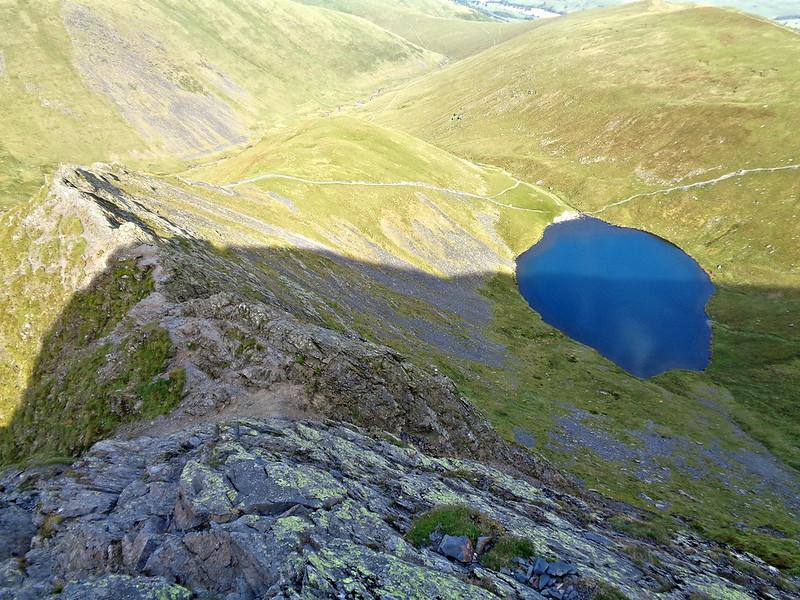 Scales Tarn and Sharp Edge
