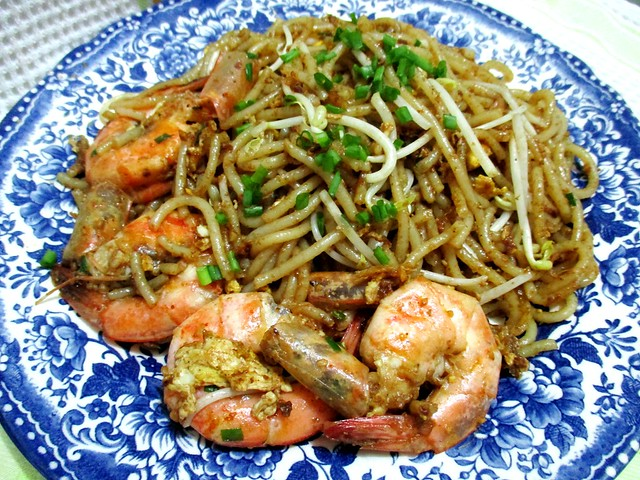 Fried vermicelli 2