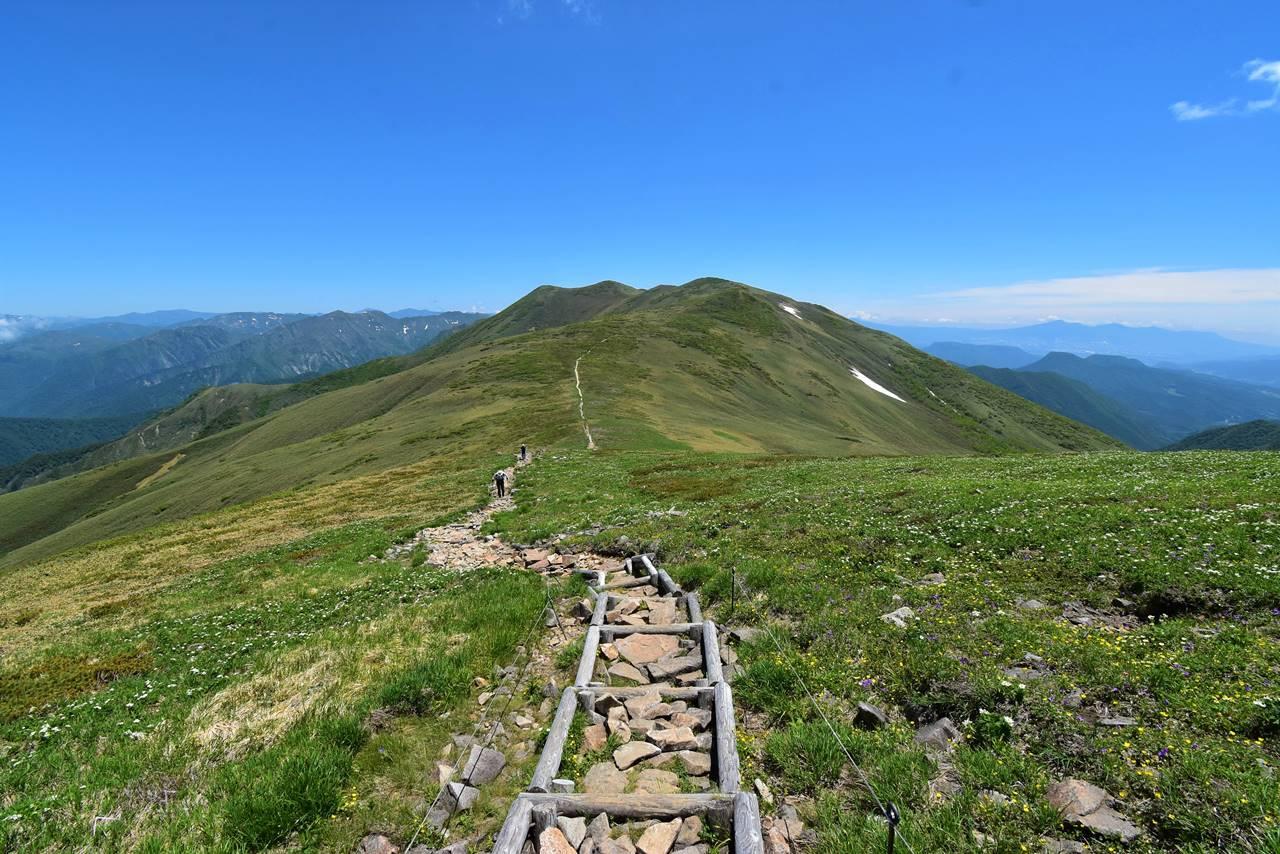 平標山~仙ノ倉山 バスで行く日帰り登山