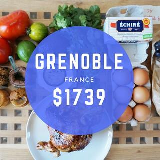 Grenoble France $1739 mo