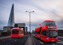 BYD Bus Double Decker referencia Enviro400EV
