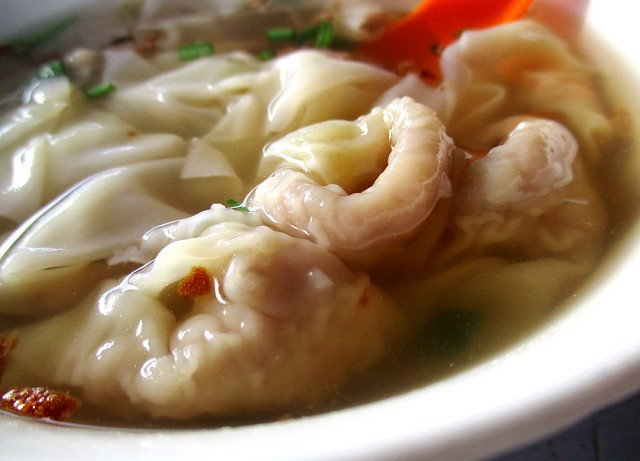 Leong Leong Cafe pian sip soup 2