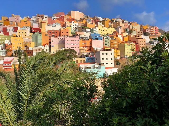 Barrio de San Juan en Las Palmas de Gran Canaria
