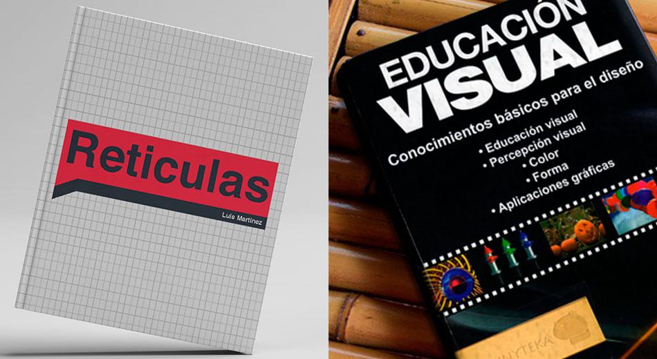 """Descarga Gratis 2 libros básicos para todo diseñador: """"Retículas"""" y """"Educación Visual"""""""