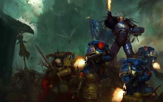 «Тёмный Империум: Чумная война» (Dark Imperium: Plague War), обои для рабочего стола, 2560x1600