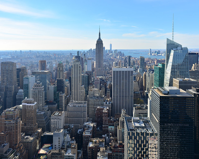 Una de las mejores cosas que hacer en Nueva York