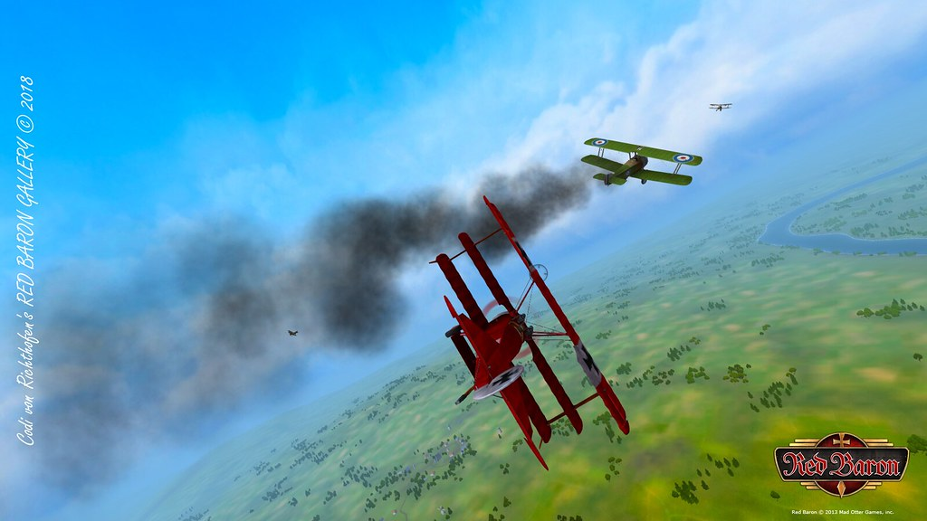 Red Baron Game